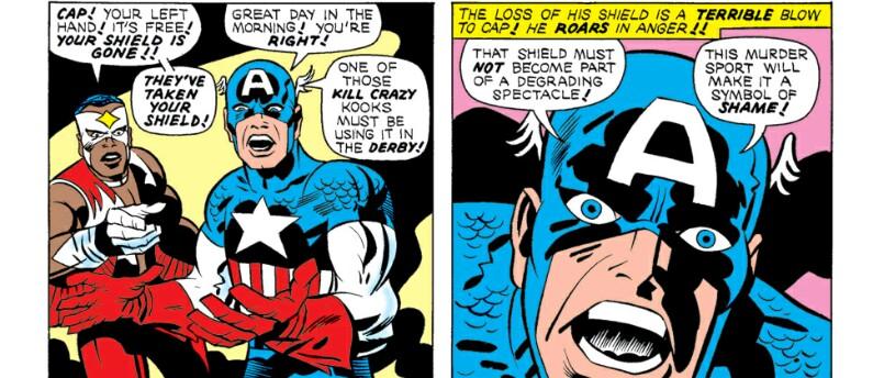 Jack Kirby's 70's Cap!
