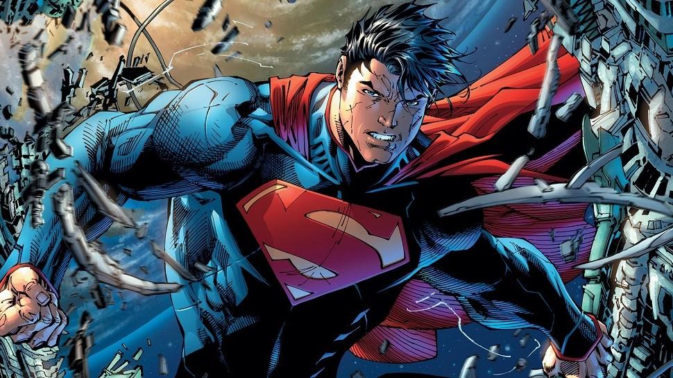 Superman in DCs New 52