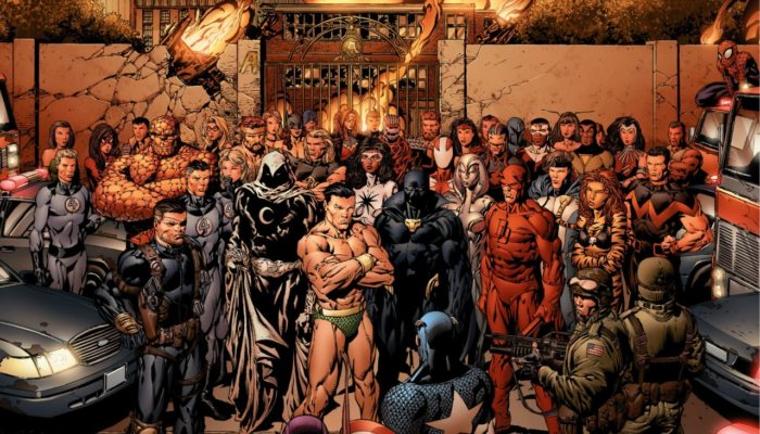 Question of the Week: How To Start With Marvel Comics In Simple Terms