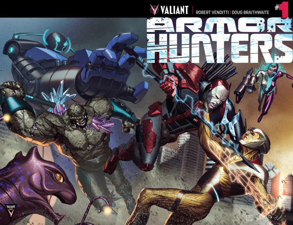 Valiant Comics!