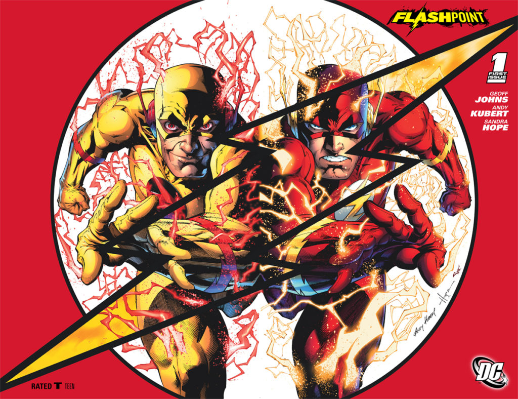 Flashpoint changed everything for the DC Universe