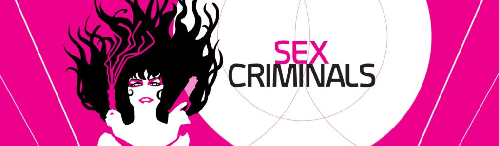 Image Comic Book called Sex Criminals
