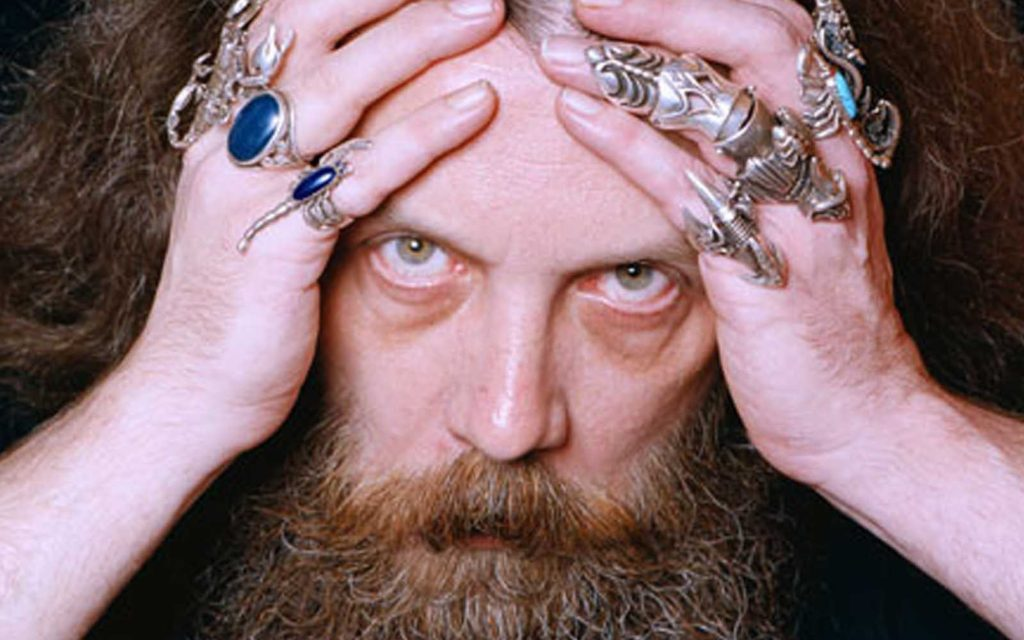 The comic books of writer Alan Moore