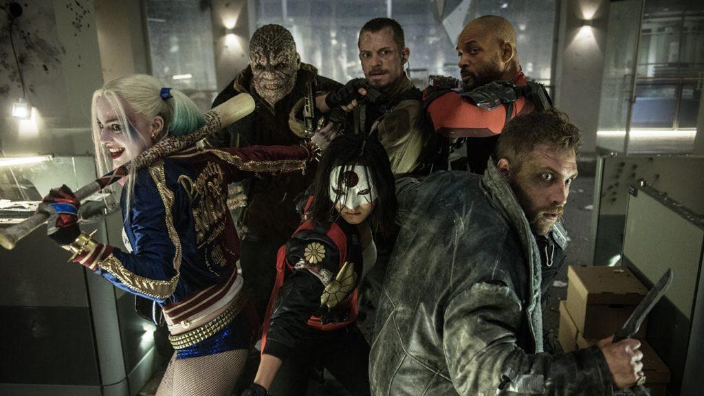 DC's Suicide Squad