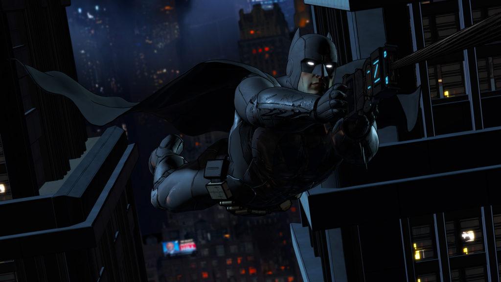 batman video games