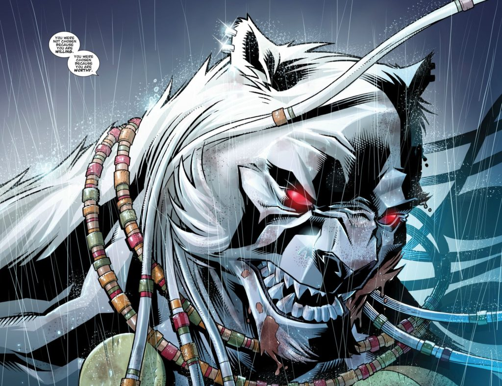 Robert Kirkman's Astounding Wolf-Man