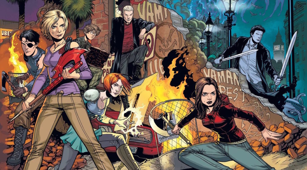 Buffy the Vampire Slayer Season 10