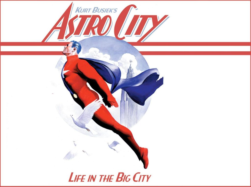 Astro City from Kurt Busiek