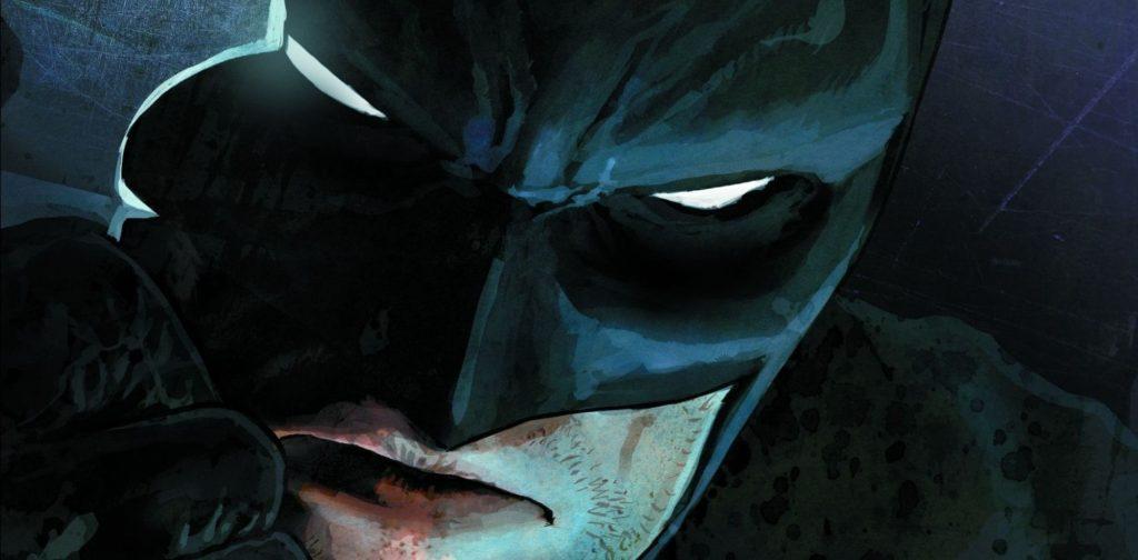 Batman Rebirth #1 by Tom King