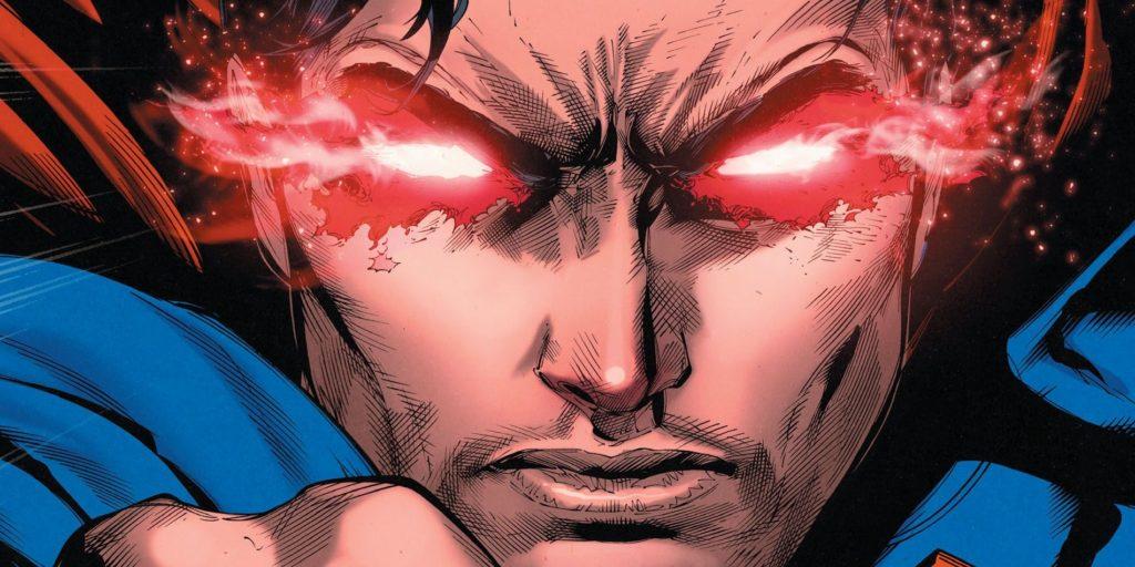 Superman Rebirth #1 by DC Comics