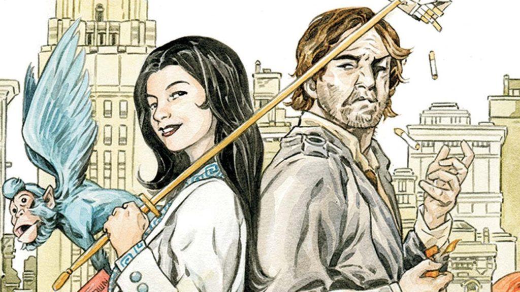 fables comic books
