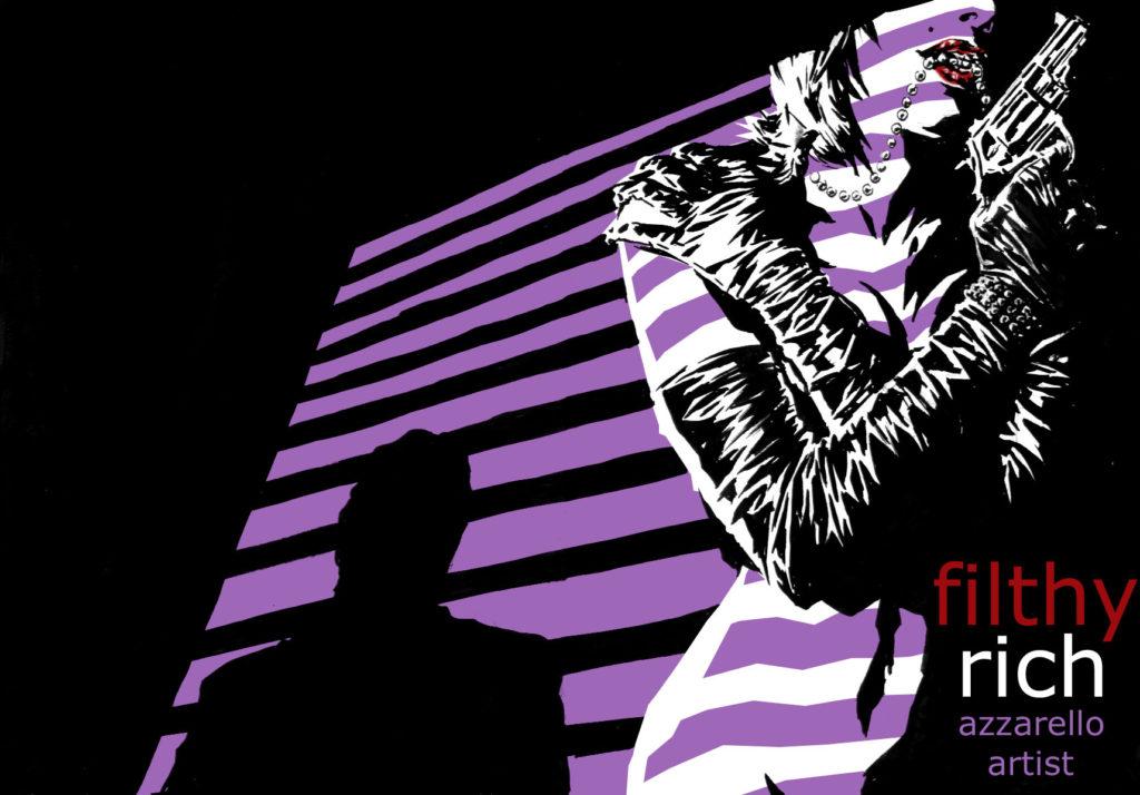 Introducing Vertigo Crime comic book line