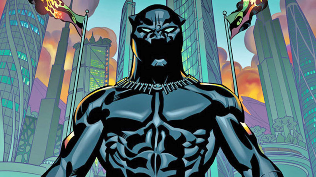 black panther by ta-nahesi coates