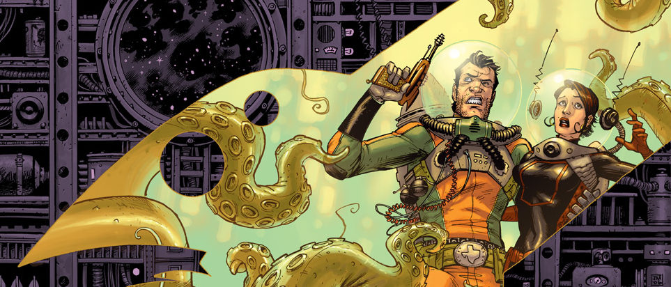 Fear Agent by Rick Remender