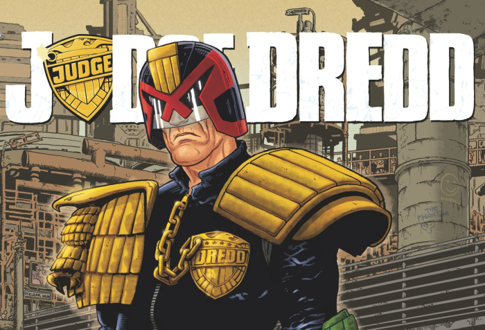 IDW Publishing Judge Dredd