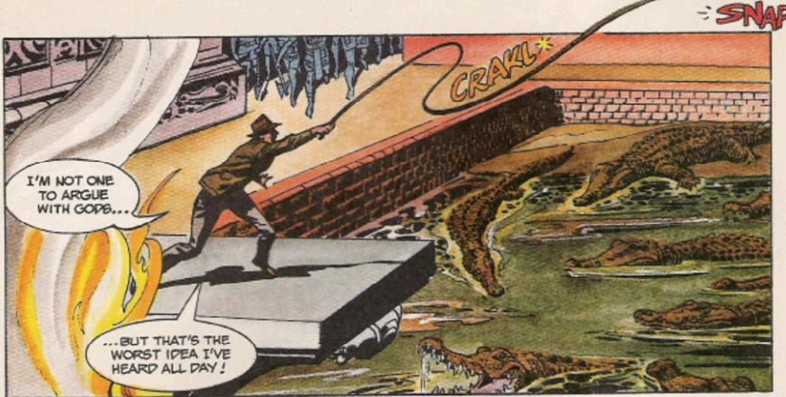 Dark Horse Indiana Jones Comics