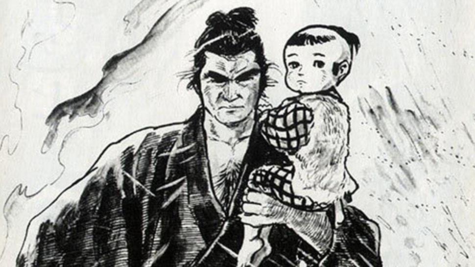 Lone Wolf and Cub comic books