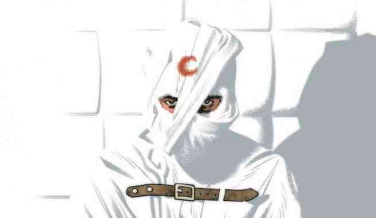 Greg Smallwood and Jeff Lemire Moon Knight comic book run