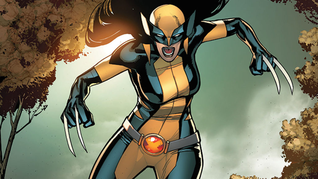 X-23 All New Wolverine