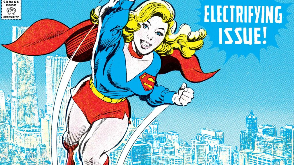 The Daring Adventures of Supergirl