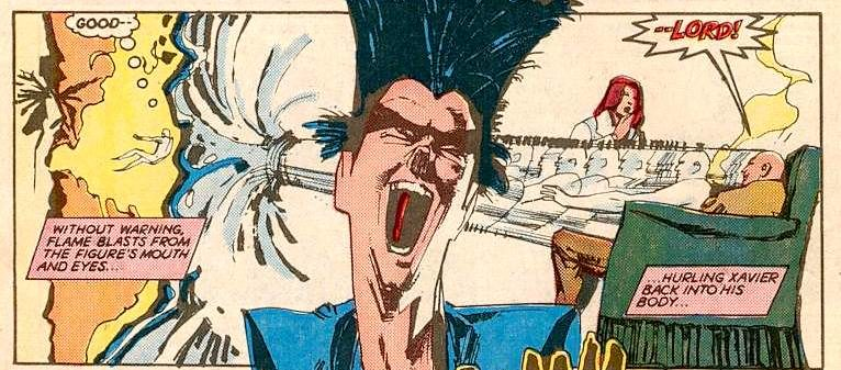 Legion and the New Mutants