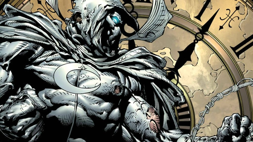 Moon Knight by Huston and Finch