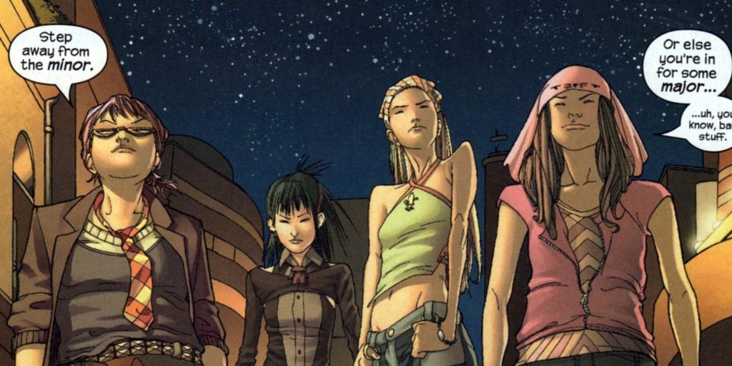 Runaways Complete Collection 2