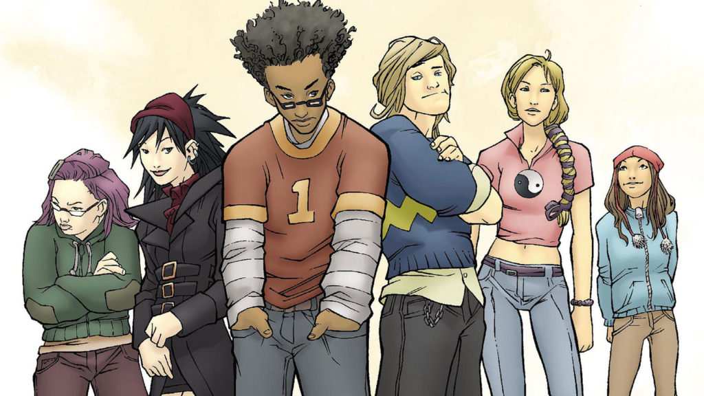 Runaways by Vaughn and Alphona