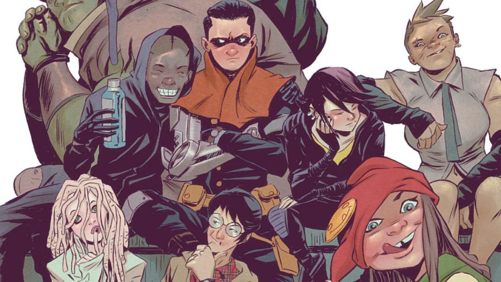 Battleworld Runaways