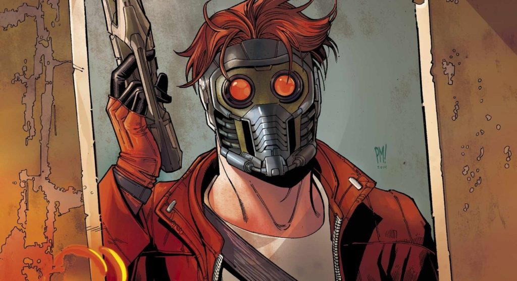 Star Lord Sam Humphries