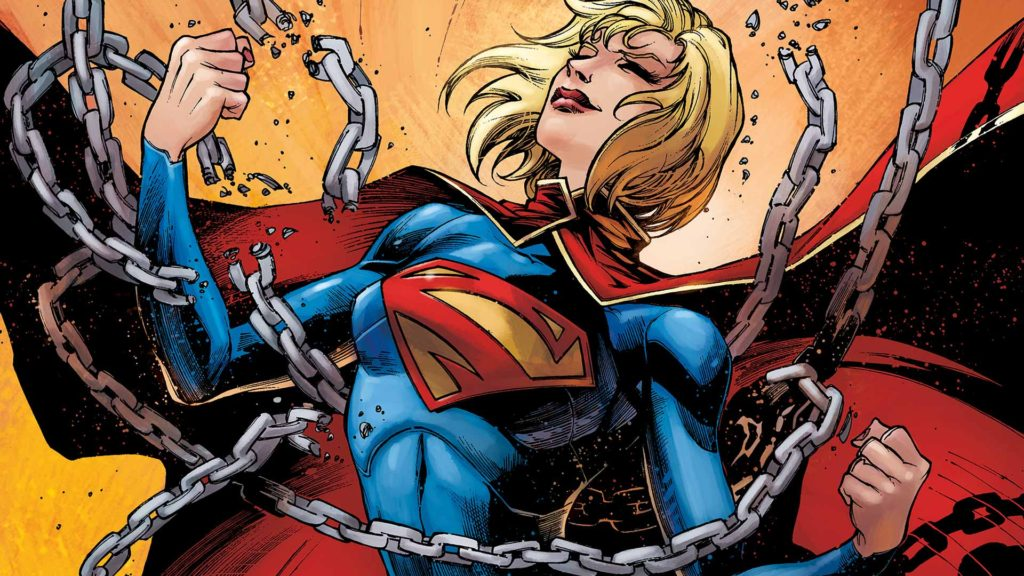 Supergirl Comics from DC