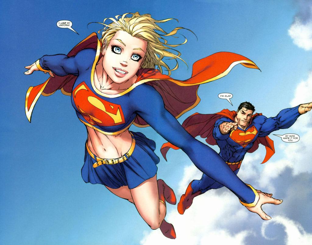 Superman Batman: Supergirl