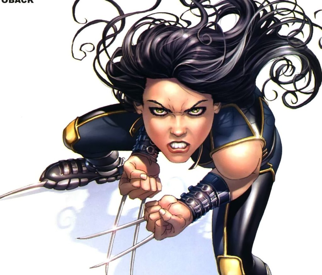 X-23 in Target X