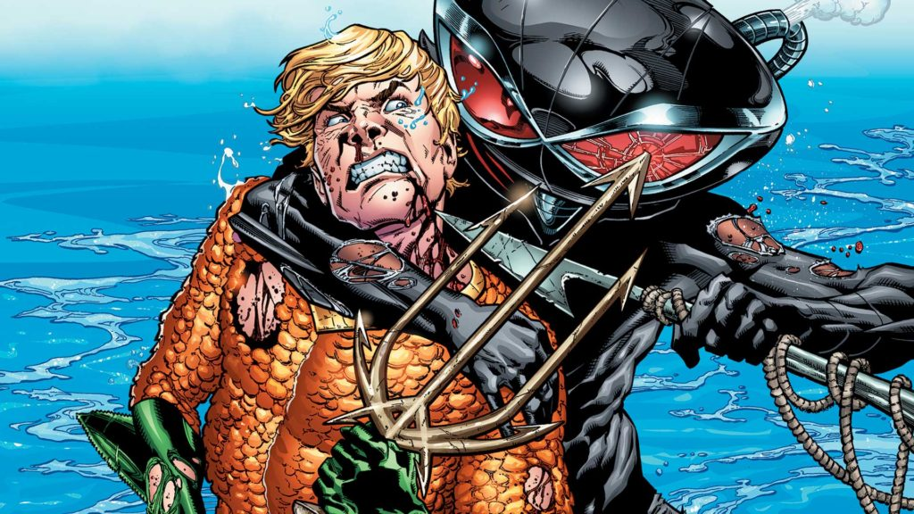 Aquaman DC Rebirth
