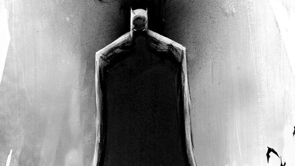 Snyder and Jock Batman the Black Mirror