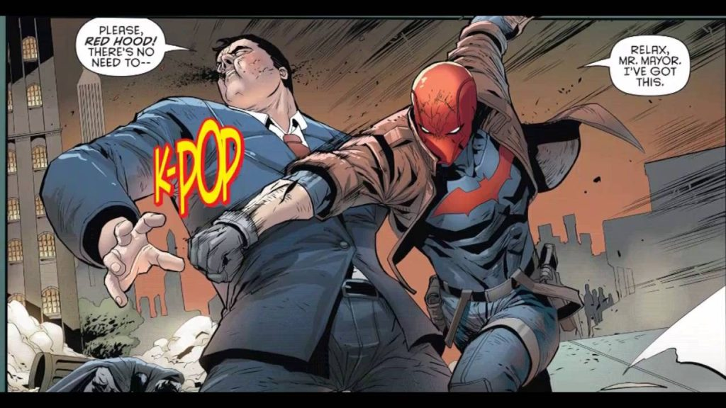 Rebirth Red Hood and Outlaws