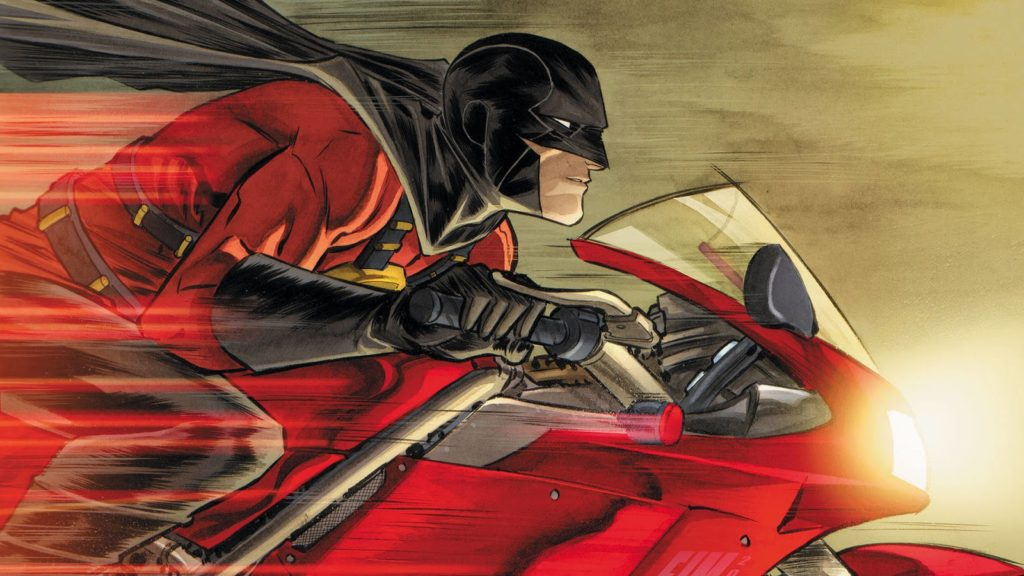red robin by yost
