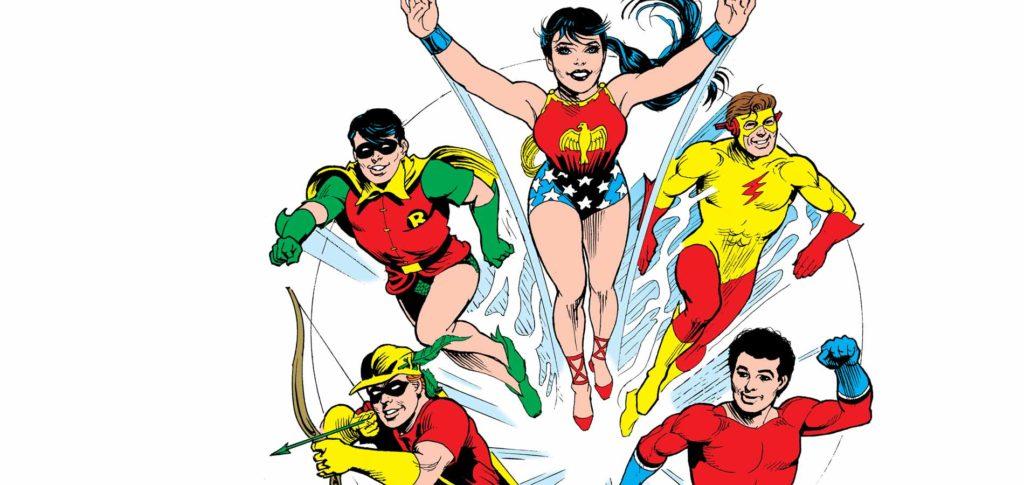 Teen Titans Bronze Age DC Comics