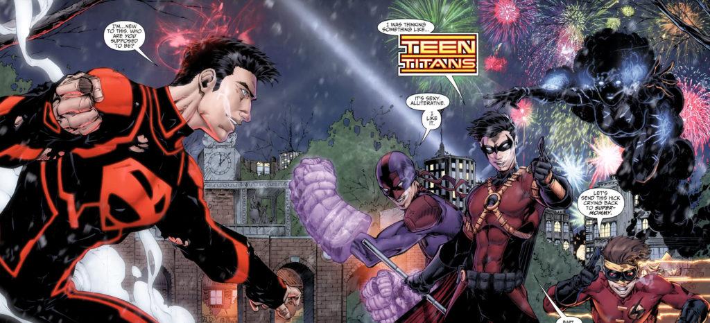 Teen Titans DC New 52
