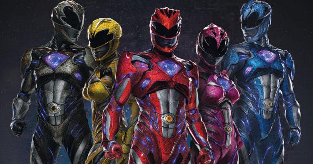 Power Rangers: Aftershock