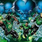 green lanterns in new 52