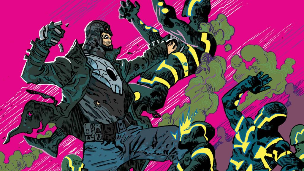 Midnighter comics