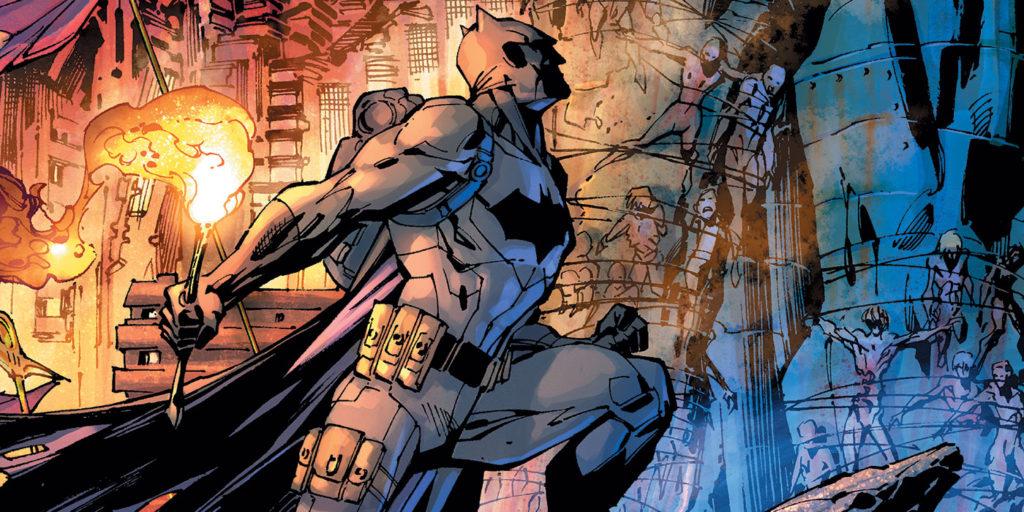 dc comics batman 2017 event
