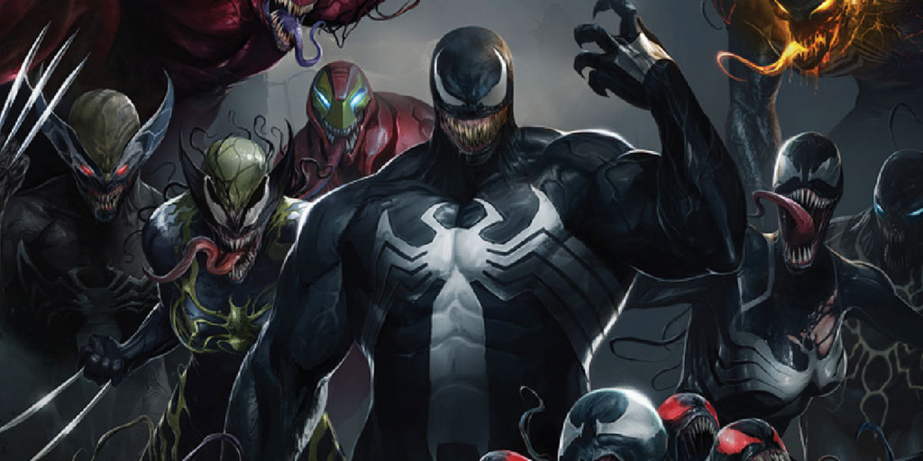Spider-Man Venomverse from Marvel Comics