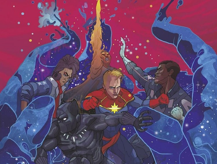Ultimates 2 by Al Ewing and Travel Foreman