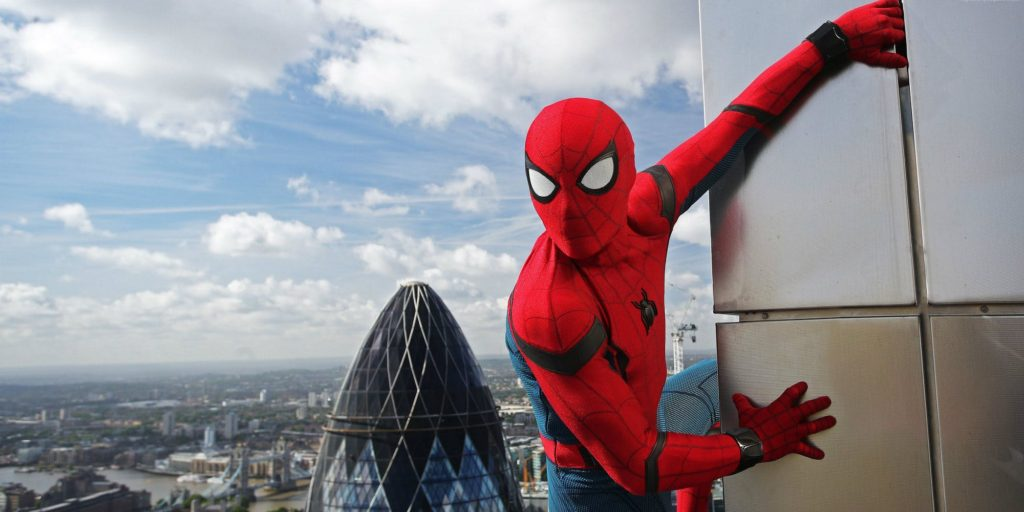 Spider-Man enters the Marvel Cinematic Universe