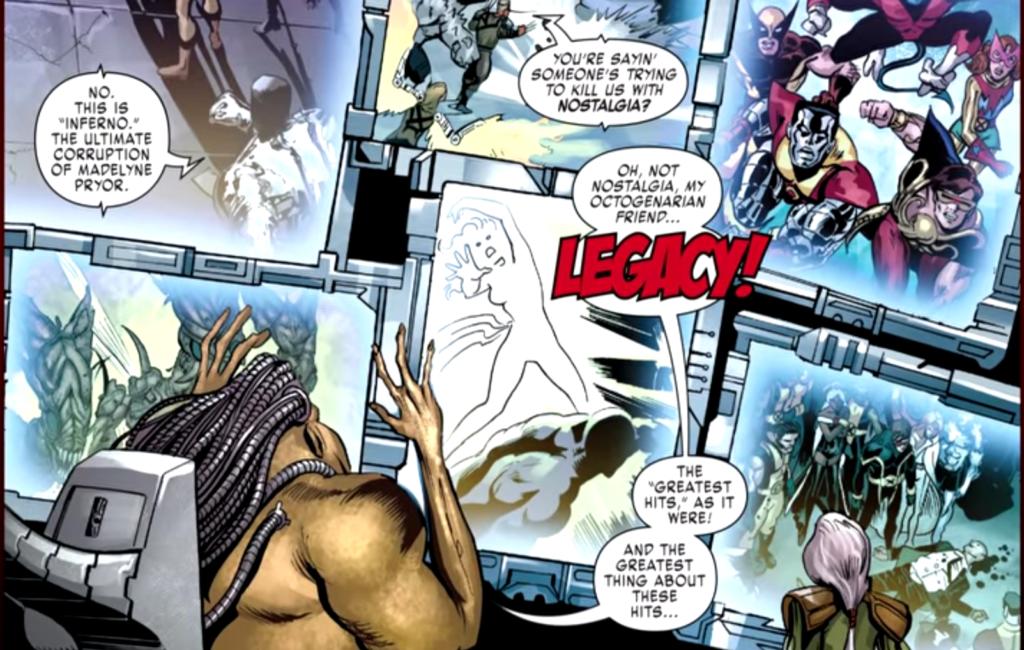 Mojo vs the X-Men