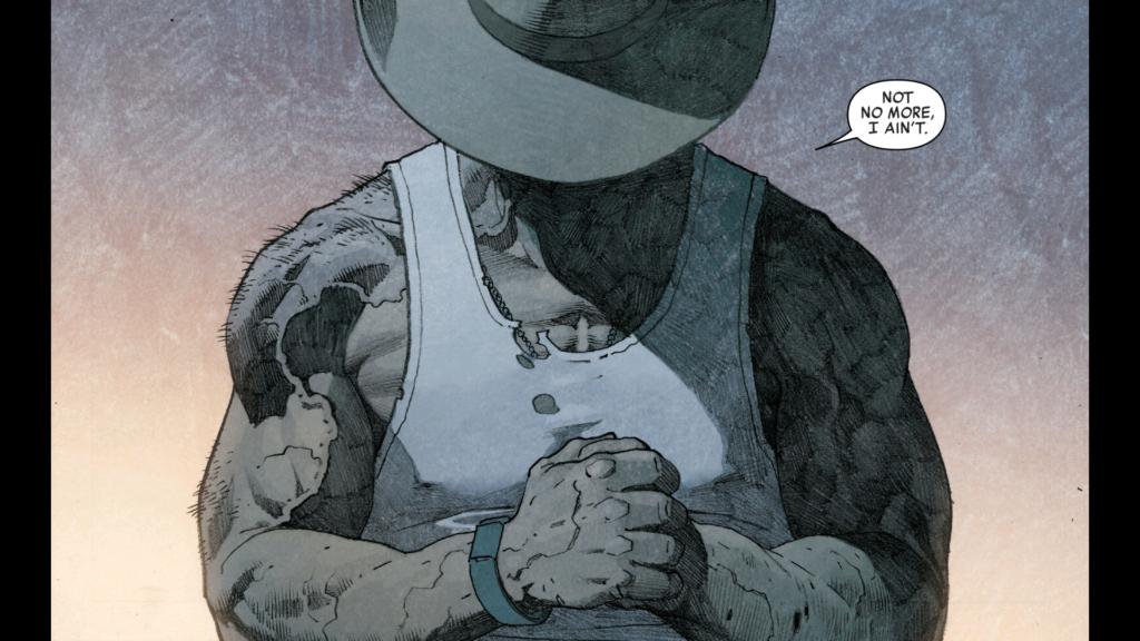 The return of Wolverine