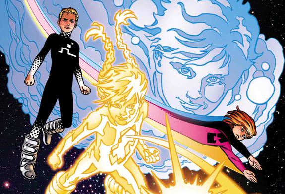 Power Pack in Marvel Legacy