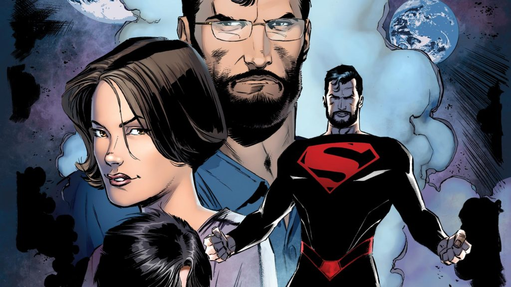 Road to Rebirth with Superman